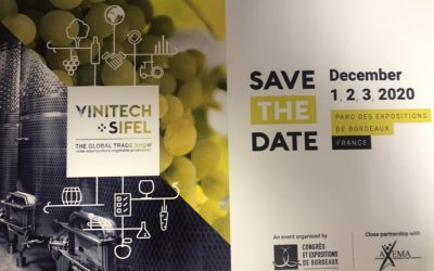 Vinitech Sifel SAVE THE DATE: 1,2,3 Décembre 2020