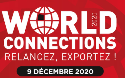 SAVE THE DATE World Connections : 9 Décembre 2020
