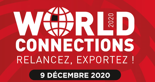 NOW – World Connections 2020! 🌏💻📲💡