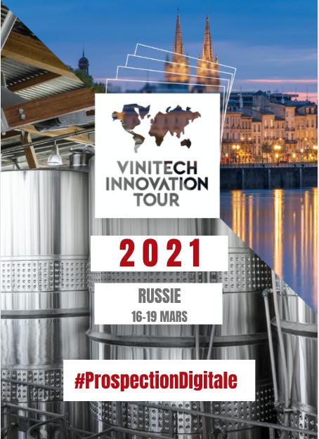 🌏 Vinitech Innovation Tour revient dans J-7 🇷🇺