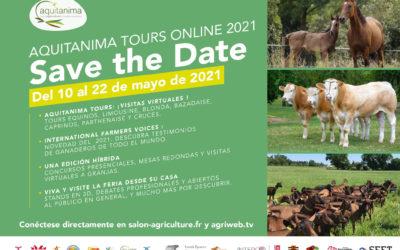 SerieAquitanima Tours Online 2021